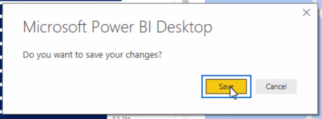 step 2 of publishing row level security model in power bi