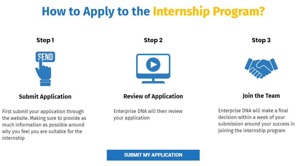Internship Program Image