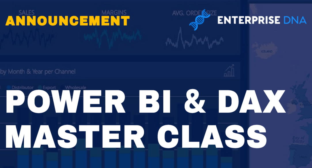 Announcement--Power-BI-&-DAX-Master-Class