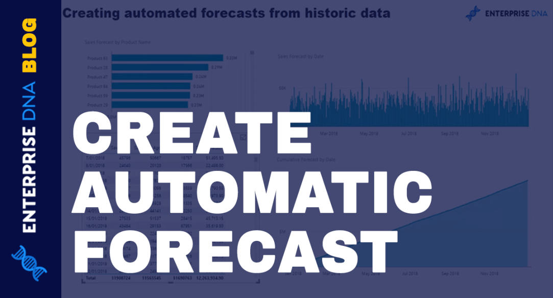 How to Create Forward Forecasts in Power BI Using DAX