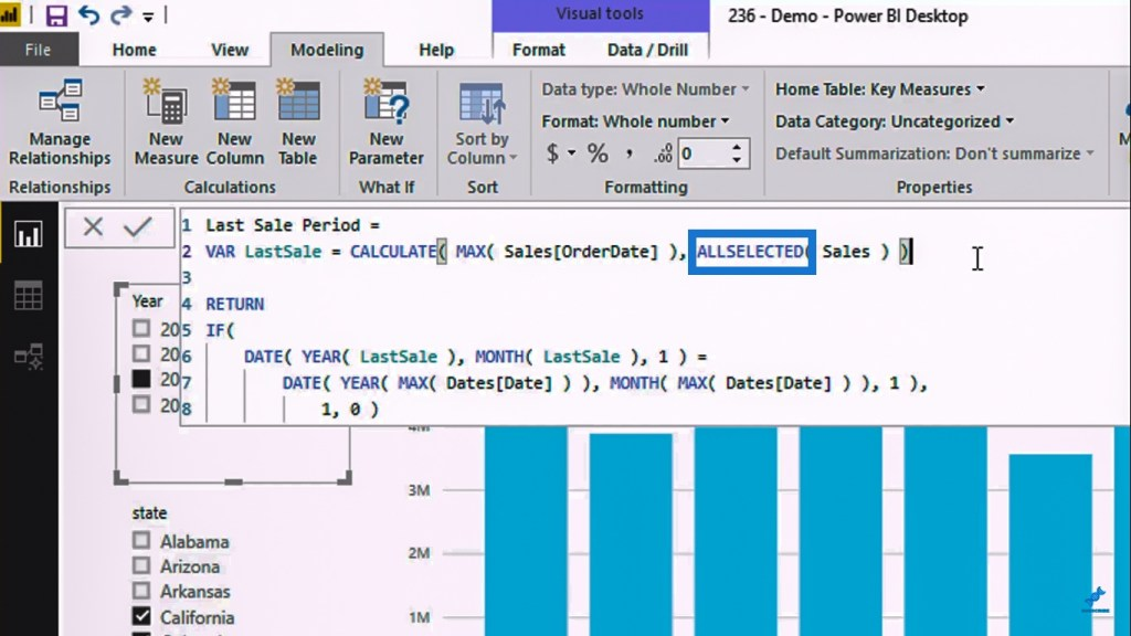 Dynamically Formatting your Power BI visuals