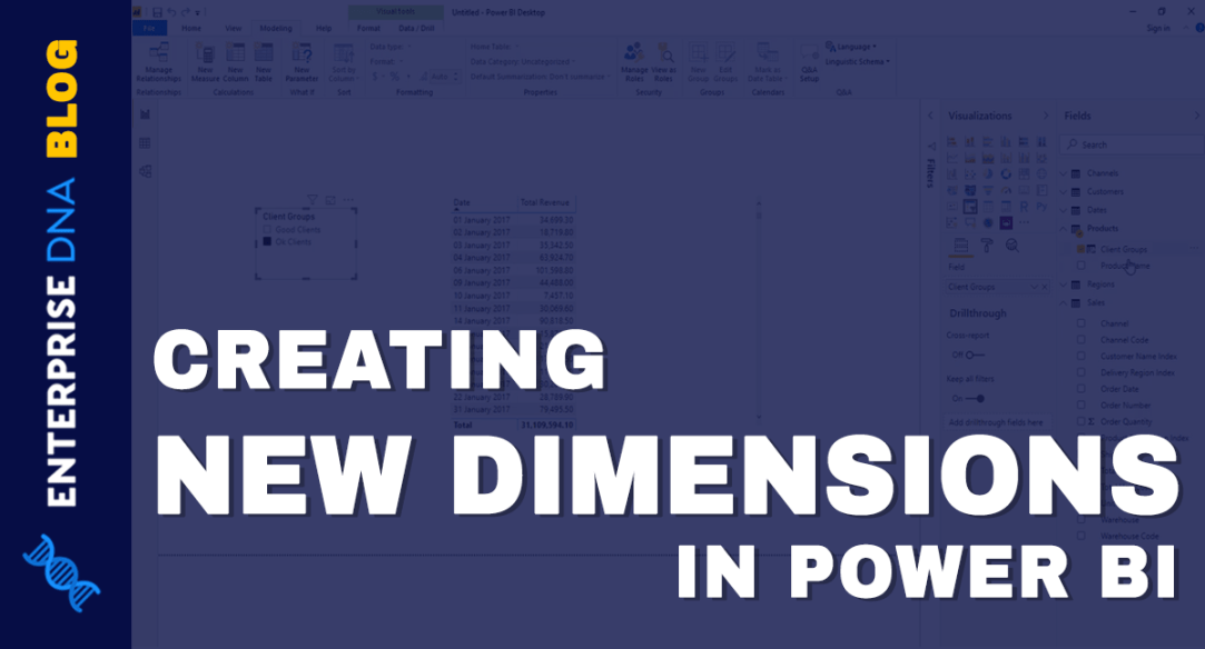 Build Other Data Dimensions in Power BI
