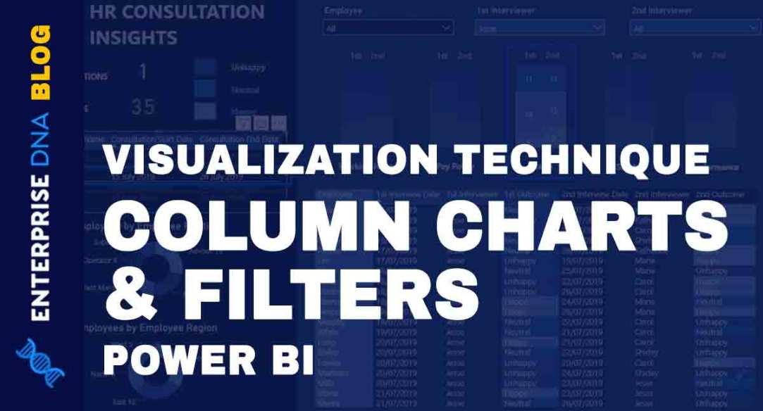 Visualization-Technique-–-Power-BI-Column-Charts-&-Filters