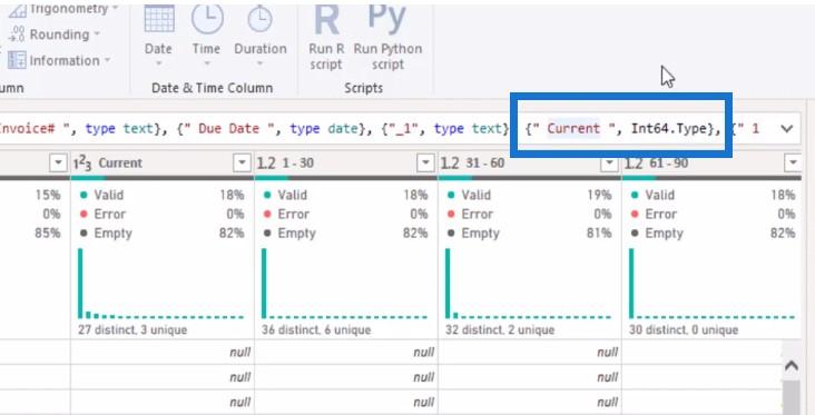 format data in Power BI