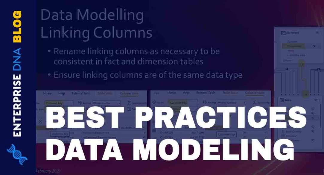 Data Modelling In Power BI: Tips & Best Practices