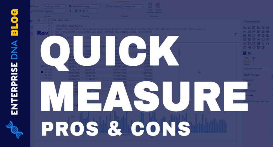 Pros & Cons of Quick Measures In Power BI