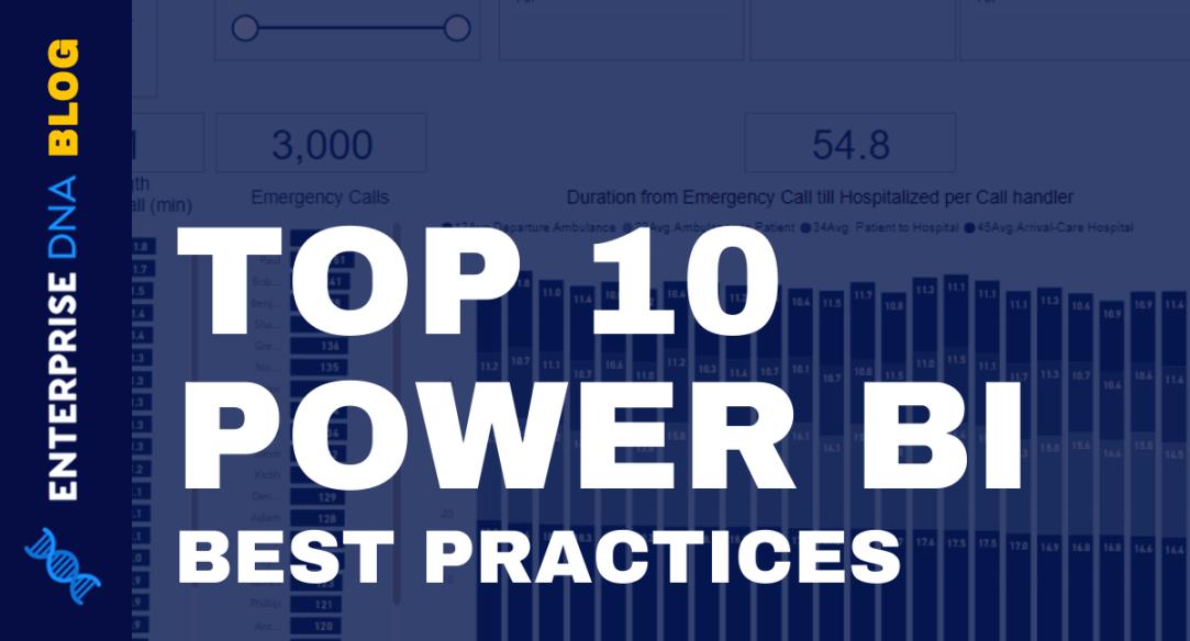 Best Practices For Power BI Report Developme