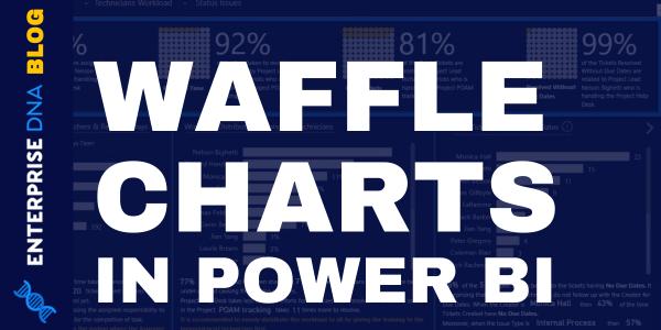 Waffle Charts- Power BI Custom Visualization
