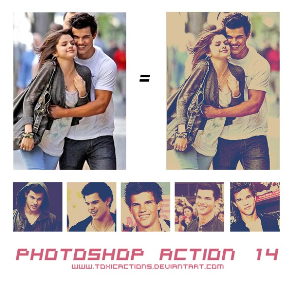 Photoshop Action 014