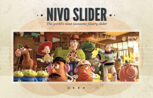 Nivo Slider: Slideshow jQuery Script