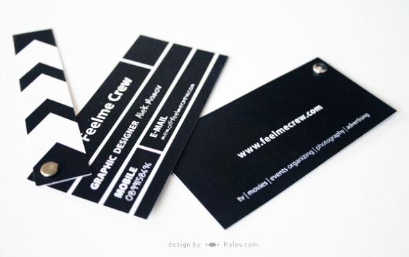 Feelme Crew's Business Card