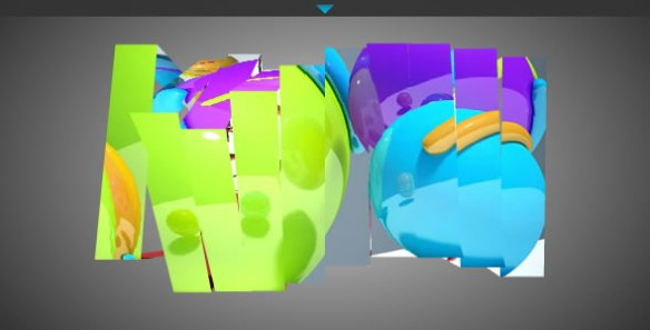 Cutted cube Gallery 3D