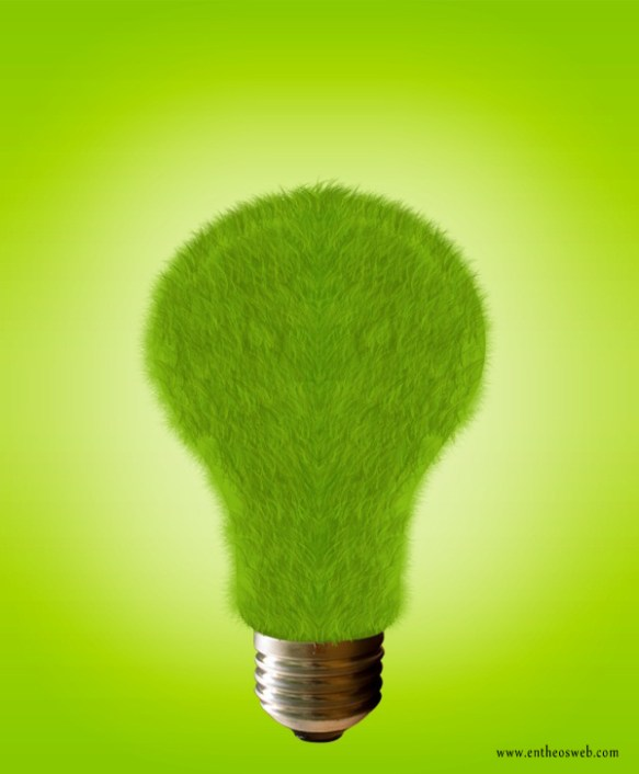 create an innovative grass effect in Photoshop