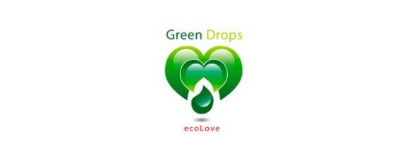 GREEN DROPS - ecoLove
