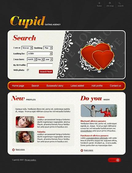 Cupid Dating Website