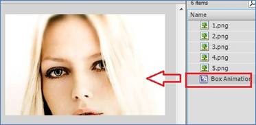 Advance Masking Effect for Image Transition!