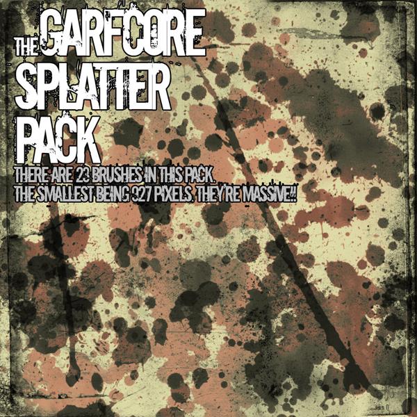 Massive Splatter Pack