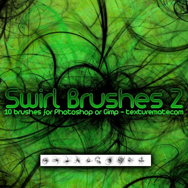 Swirl Brushes 2