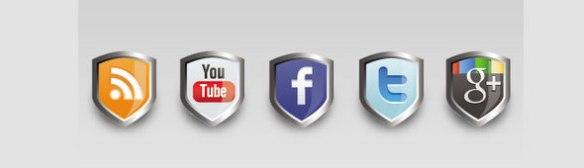 Social Media Sheilds