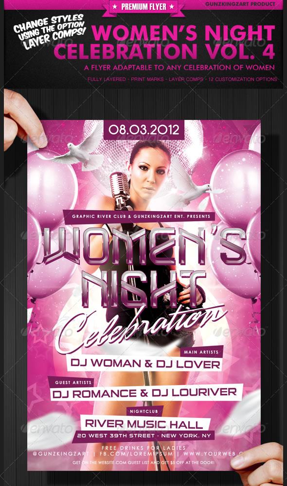 Women's Night Celebration Vol. 4
