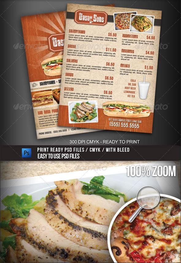 Fresh Fast Food Restaurants