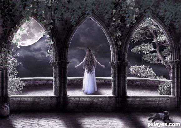 Create a Beautiful Surreal Night Photo Manipulation