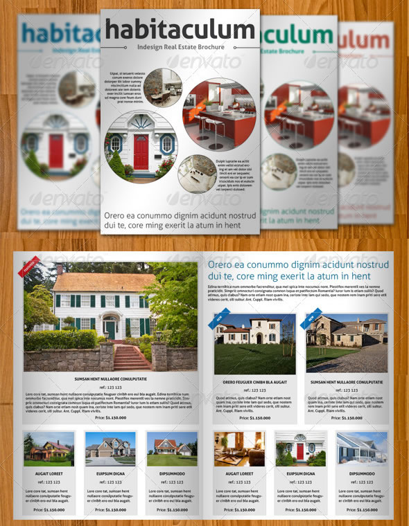 Habitaculum – Real Estate Brochure/Catalogue