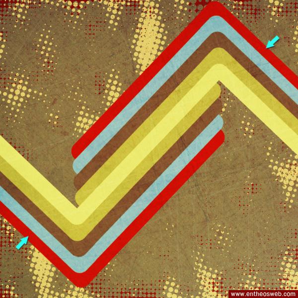 Retro Disco Background
