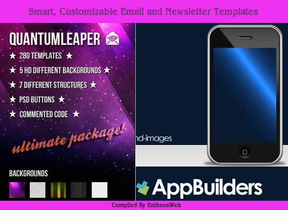 Smart, Customizable Email and Newsletter Templates