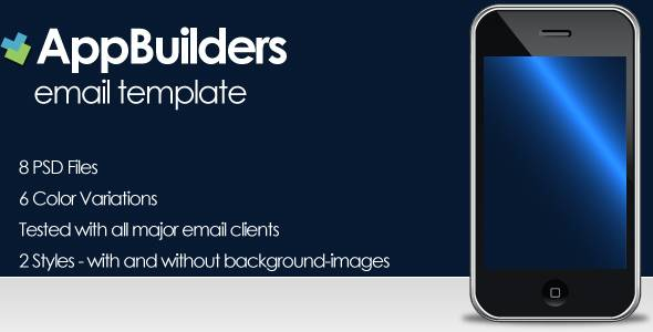 Appbuilders Email Template