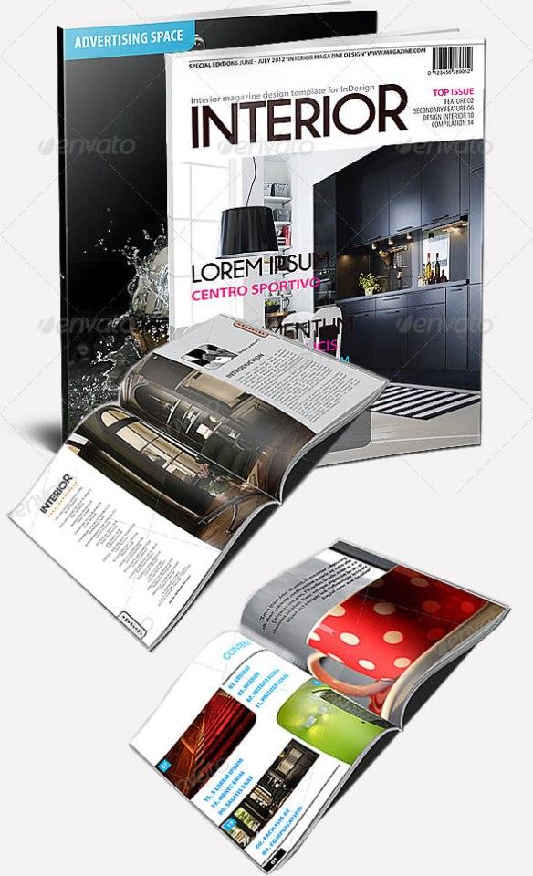 Exclusive Magazine Template