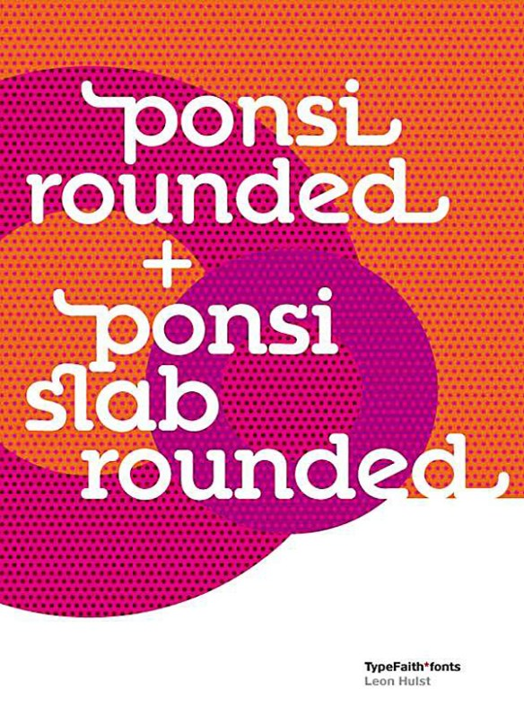 Ponsi Rouded