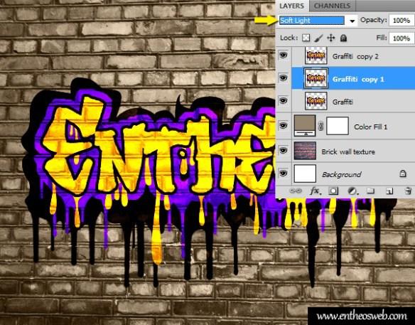 Cool Graffiti Text
