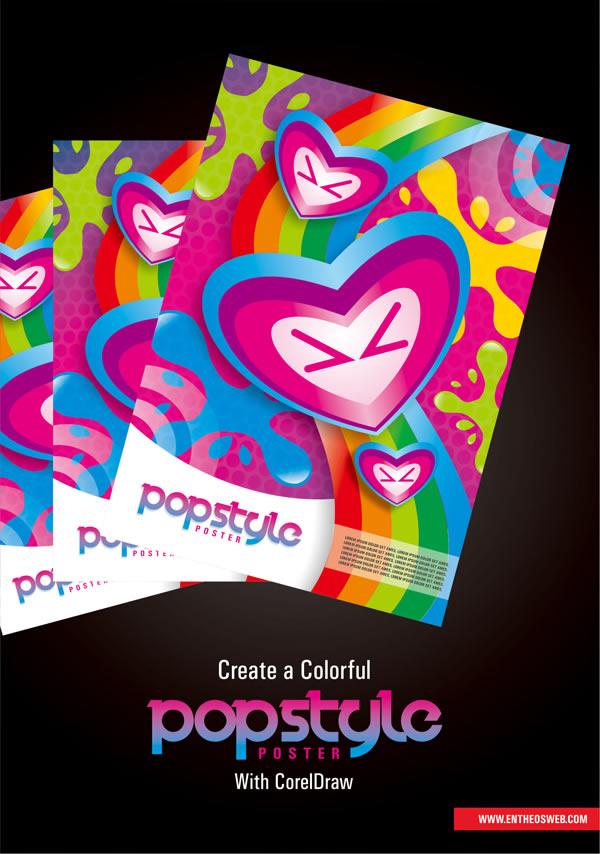 Poster Design in CorelDraw