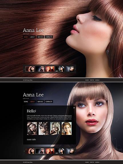 Anna Lee Website