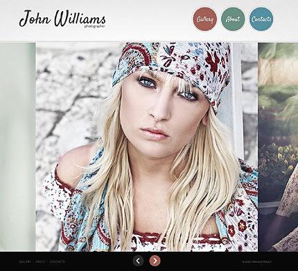 John Williams Photographer Website