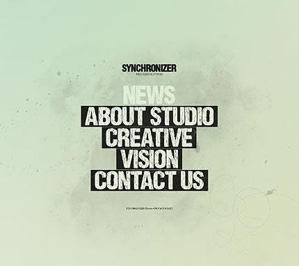 Synchronizer Design Website