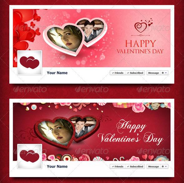 Valentine's Day Timeline Cover