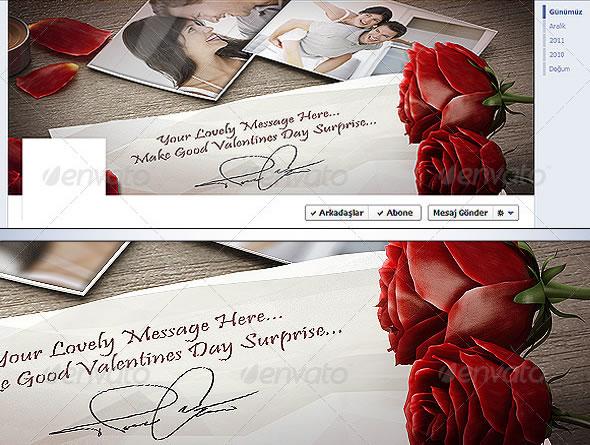 Valentines Facebook TimelineValentines Facebook Timeline