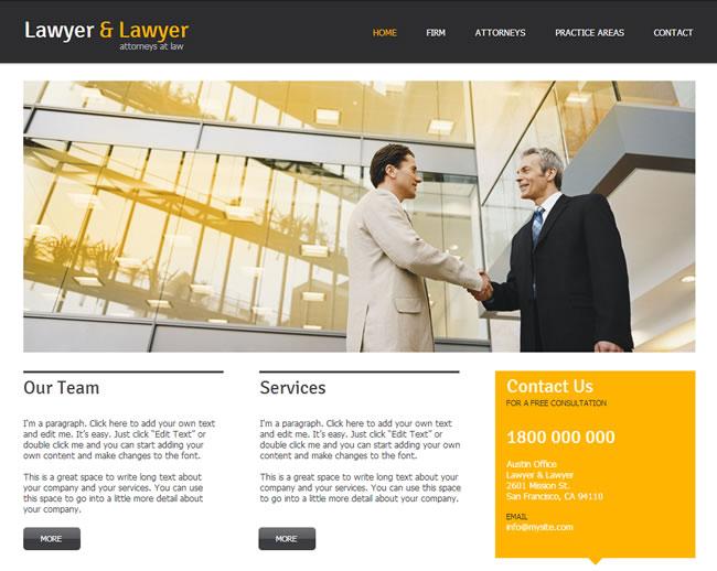 Lawyer & Lawyer