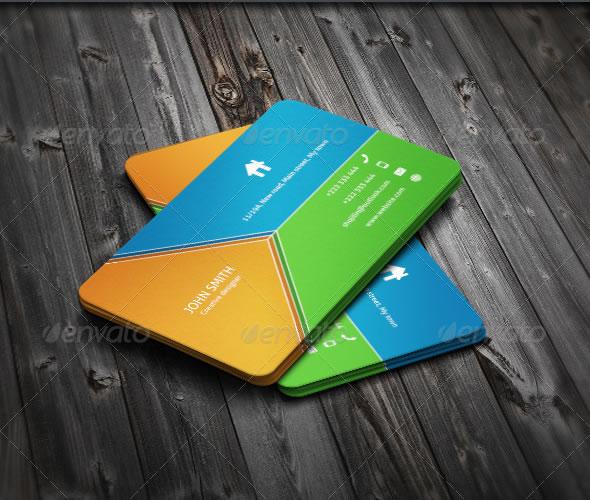 Business Card Design - 14