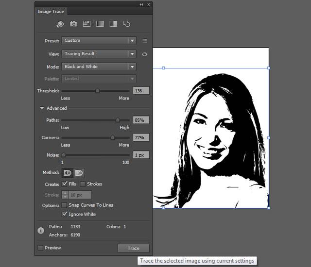Image Tracing