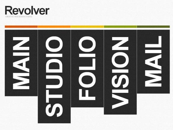 Template 42524 - Creative Web Design Studio One Page Website Template