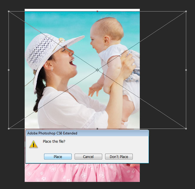 Photo Collage Tutorial Using Smart Objects