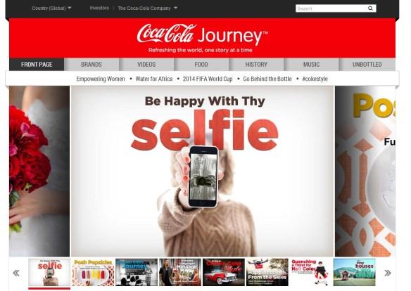 Coca Cola Journey Homepage The Coca Cola Company