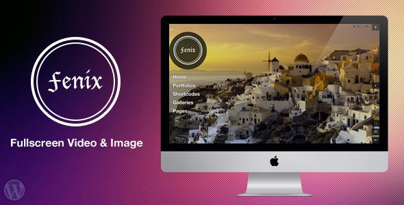 fenix-fullscreen-video&image-background