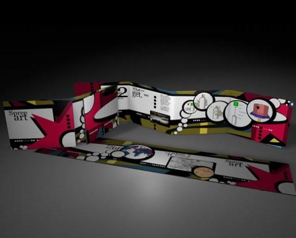 Leporello_Street_Art_design_1_by_B3Ns2