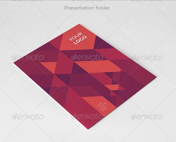 Modern-red-presentation-folder