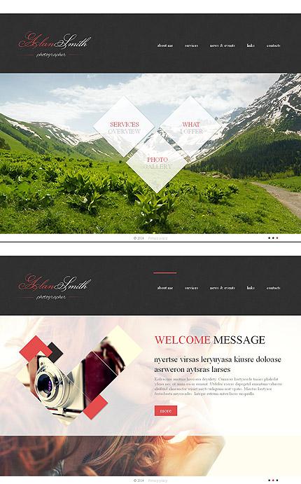 Best Website Templates 2014 EntheosWeb