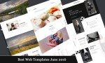 Best Web Templates june 2016